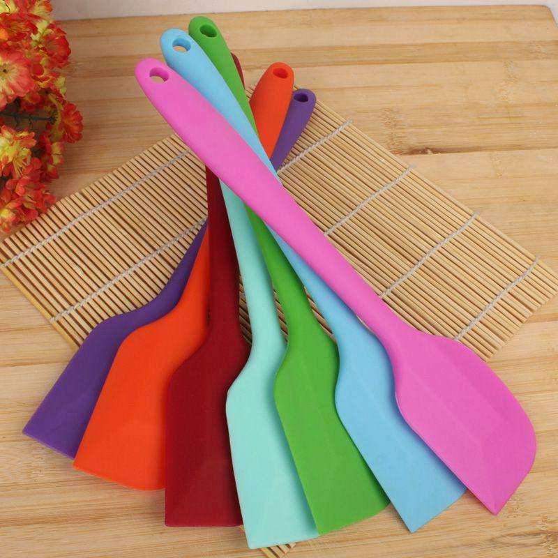 Phới trộn bột/phơi dẹt/spatula 8 dụng cụ làm bánh 8 dụng cụ làm bánh cơ bản cho người mới bắt đầu 8 dung cu lam banh co ban cho nguoi moi bat dau 3