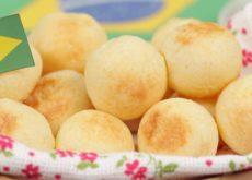 Bánh mì phomat - Pão de Queijo bánh mì phomai của brazil Bánh mì phomai của Brazil P  o de queijo 111 230x165