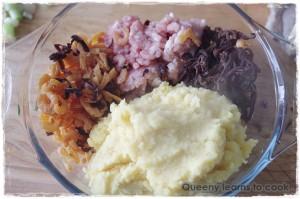bánh ít trần giản dị quê hương 4