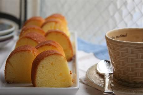 Bánh bông lan bơ chanh 8 bánh bông lan bơ chanh Bánh bông lan bơ chanh bong lan bo chanh 8