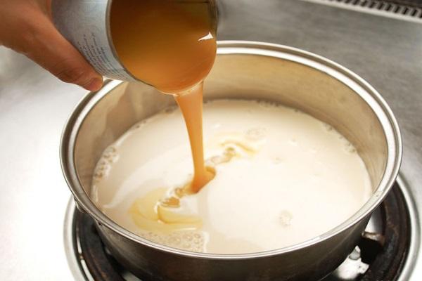 Một số thất bại thương gặp khi làm bánh flan bánh flan Một số thất bại thường gặp khi làm bánh flan cach lam banh flan