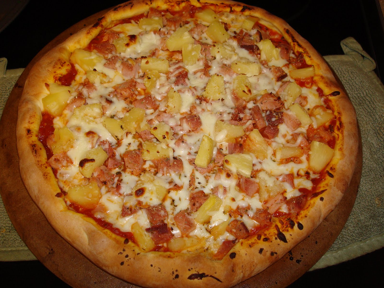 C\u00e1ch l\u00e0m b\u00e1nh pizza