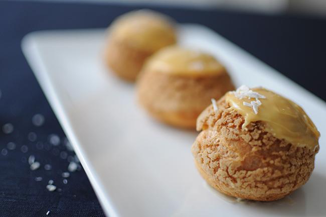 Choux au Craquelin cách làm bánh choux au craquelin Cách làm bánh Choux au Craquelin choux au craquelin 181