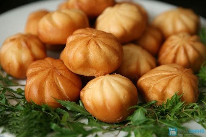 cách làm bánh bao rán 5 bánh bao chiên Cách làm bánh bao chiên nhưng không bị ngán Cach lam banh bao chien 5