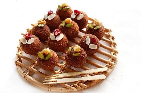 Cách làm bánh trôi Hàn Quốc 9 bánh trôi Bánh trôi Hàn Quốc khác gì bánh trôi Việt Nam cach lam banh troi Han Quoc 10