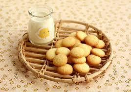 Bánh quy dừa cho bạn mới tập làm bánh