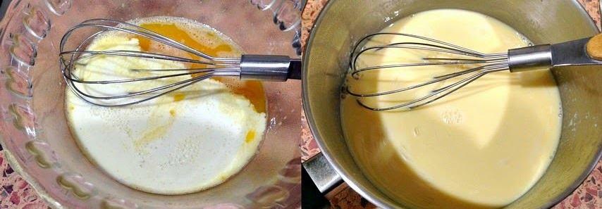 cách l àm bánh tart trứng đơn giản 4 tart trứng Bánh tart trứng ngon không kém KFC tart trung 4