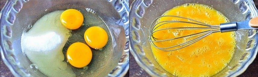 cách l àm bánh tart trứng đơn giản 6 tart trứng Bánh tart trứng ngon không kém KFC tart trung 6