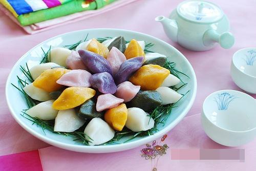 Cách làm bánh trung thu Hàn Quốc 12 bánh trung thu hàn quốc Bánh Trung thu Hàn Quốc siêu hấp dẫn cach lam banh trung thu Han Quoc 12