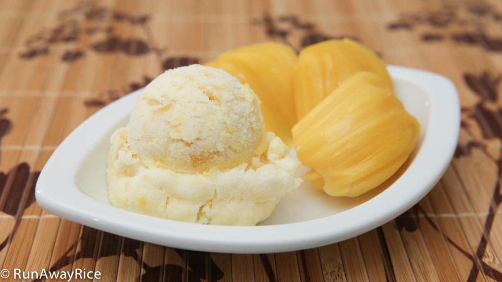 Cách làm kem mít 1 kem mít Cách làm kem mít thơm phức, mát lạnh cach lam kem mit 1 1024x576