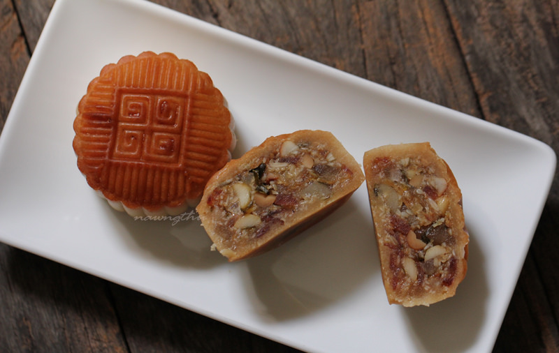 Chi tiết cách làm mỡ đường cho nhân bánh Trung thu thập cẩm