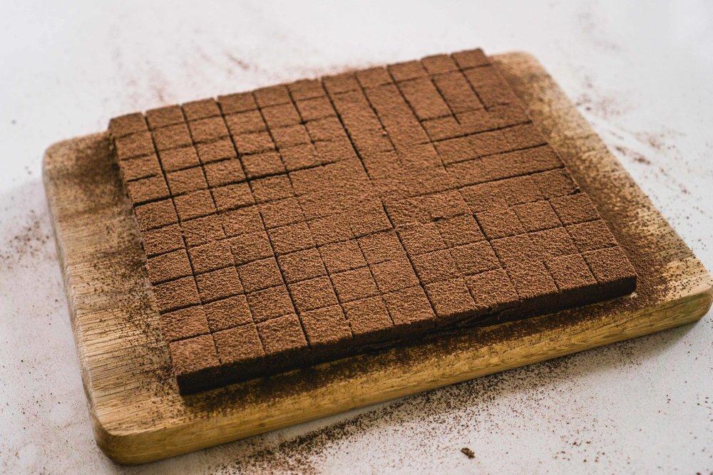cách làm nama chocolate Những cách làm nama chocolate mềm mịn ngon như đi mua nama chocolate3