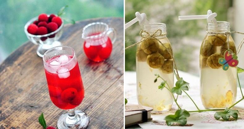 2 thức uống mùa hè giải nhiệt cực tốt cho gia đình