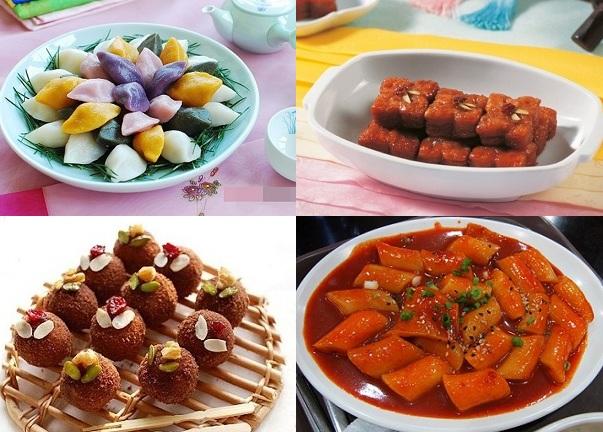 4 món bánh Hàn Quốc xinh yêu, đầy hấp dẫn bạn đã biết?