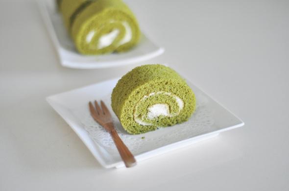 Cách làm bánh kem trà xanh cho mùa hè tươi mát