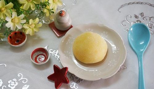 Bánh dẻo nhân kem chanh leo