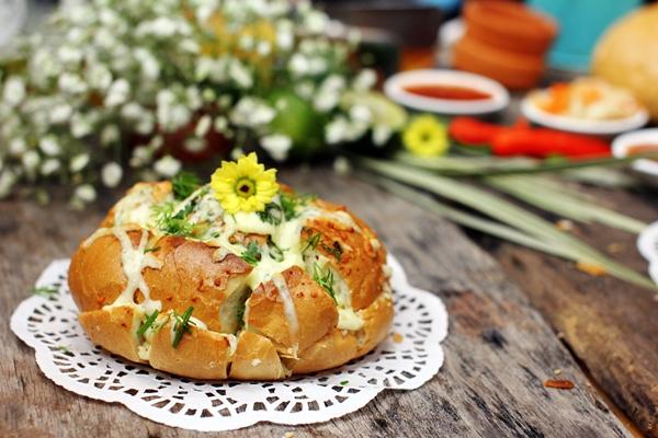 Cách làm bánh mì hoa 1 bánh mì Bánh mì ế – nên làm gì??? cach lam banh mi hoa 1