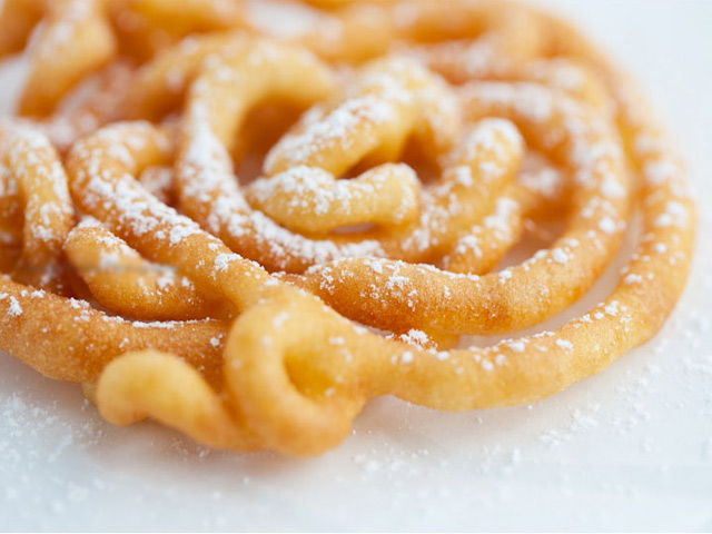 Cách làm bánh nhúng kiểu mới siêu đơn giản 4 bánh nhúng Làm bánh nhúng kiểu mới cực đơn giản, không cần khuôn cach lam banh nhung kieu moi sieu don gian 4
