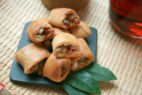 Cách làm bánh chả 5 bánh chả Bánh chả –  món quà vặt của tuổi thơ tu lam banh cha mon qua vat cua tuoi tho 5