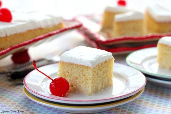 cach-lam-banh-bong-lan-sua-tres-leches-11 cách làm bánh bông lan Cách làm bánh bông lan sữa Tres Leches ngon mê mẩn cach lam banh bong lan sua tres leches 11