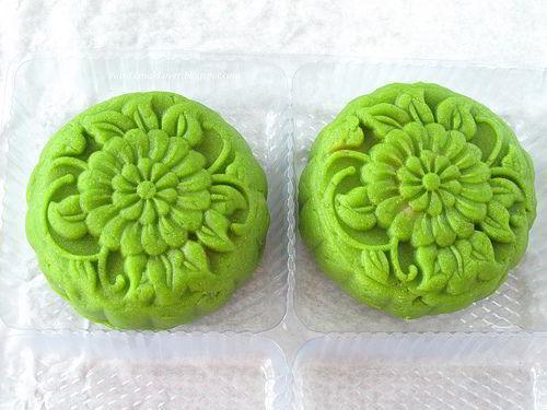 cách làm bánh dẻo Cách làm bánh dẻo trà xanh cực ngon bạn đừng bỏ lỡ cach lam banh deo tra xanh 11