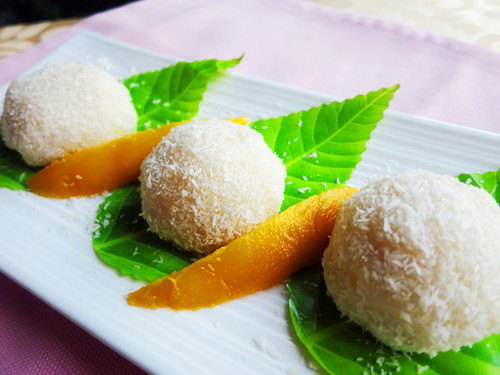 cach-lam-banh-mochi-xoai-6 cách làm bánh mochi Khám phá cách làm bánh mochi xoài ăn hoài vẫn thích cach lam banh mochi xoai 6