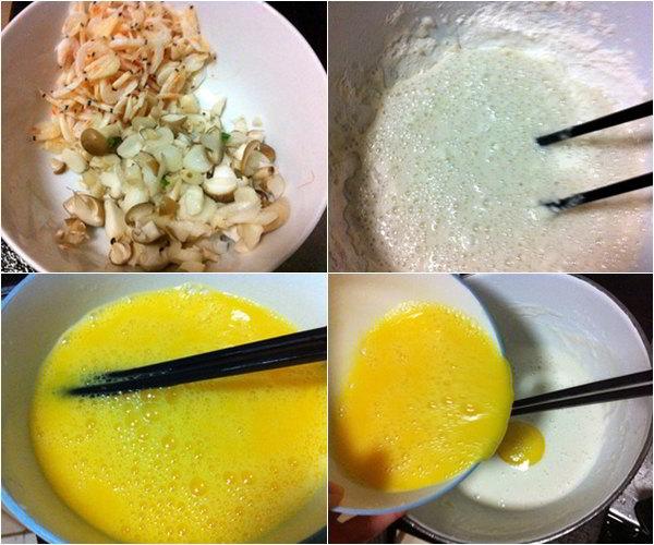 Học cách làm bánh bột mì rau củ thêm chất xơ cho cả nhà