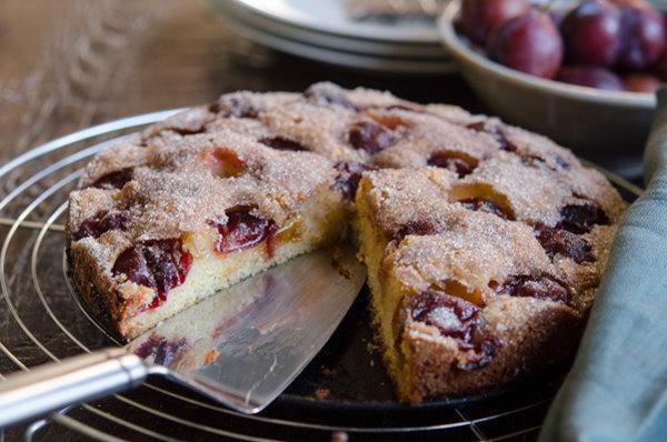 cach-lam-banh-nho-nuong-7 cách làm bánh nho nướng Cách làm bánh nho nướng đổi vị cho món tráng miệng cach lam banh nho nuong 7