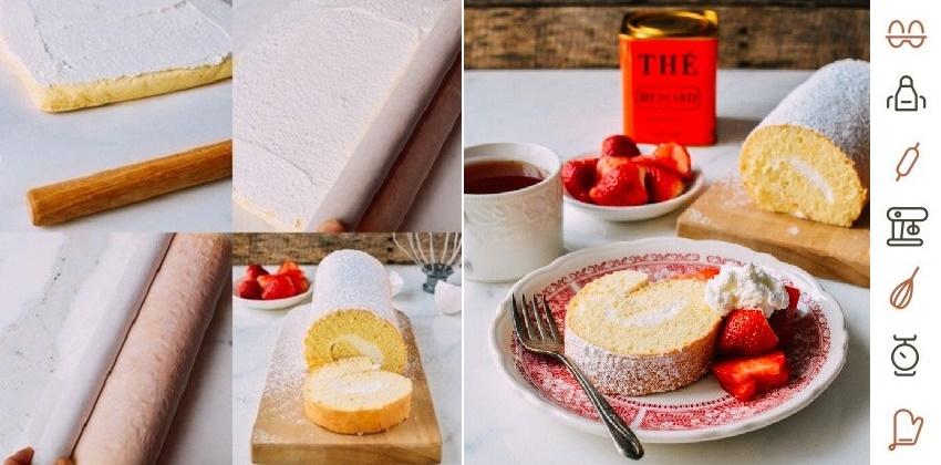 cách làm bánh bông lan cuộn cơ bản 100 cách làm bánh bông lan cuộn Cách làm bánh bông lan cuộn cơ bản cho người mới bắt đầu cach lam banh bong lan cuon co ban cho nguoi moi bat dau 61