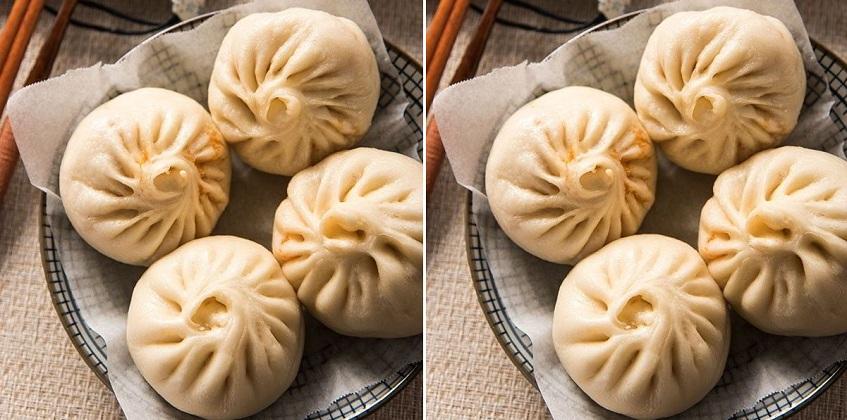 cách làm bánh bao Học thêm cách làm bánh bao nhân kim chi ngon mê ly hoc cach lam banh bao nhan kim chi ngon me ly 6