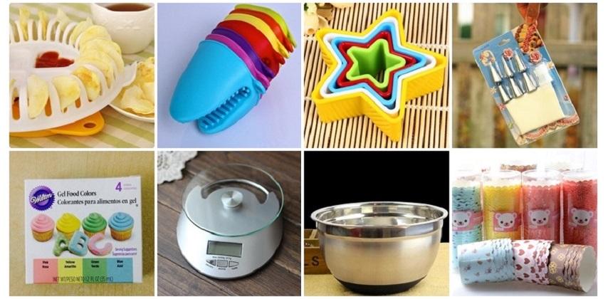 21 món đồ làm làm bánh thú vị dành cho người thân của bạn