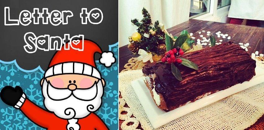 Tự làm món bánh khúc cây truyền thống cho lễ Giáng sinh