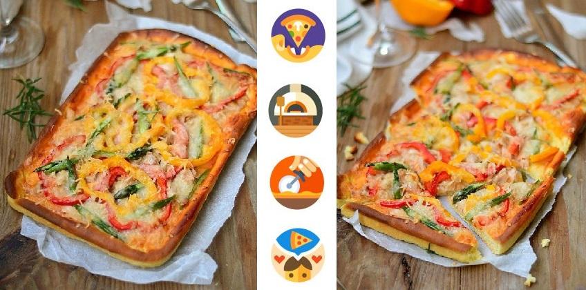 Hướng dẫn bạn từ A đến Z cách làm bánh pizza tại nhà