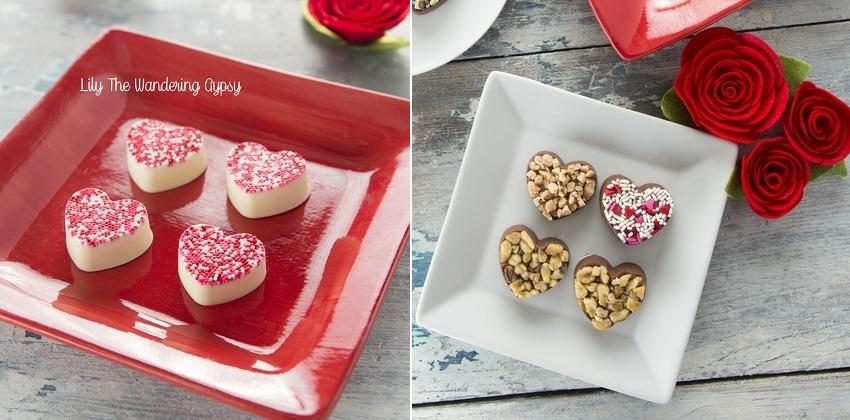 cách làm chocolate valentine siêu lấp lánh 100 cách làm chocolate valentine Tự tay làm chocolate Valentine tặng người yêu cach lam chocolate valentine sieu lap lanh 71