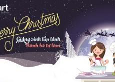 Chương trình Giáng sinh lấp lánh - Bánh bé tự làm 1000