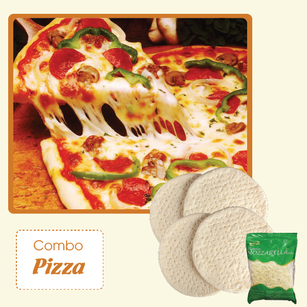 cách làm bánh pizza tại nhà Hướng dẫn bạn từ A đến Z cách làm bánh pizza tại nhà combo pizza
