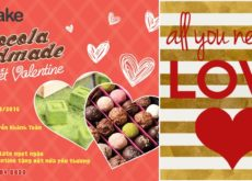 Lớp học socola handmade gắn kết Valentine 1