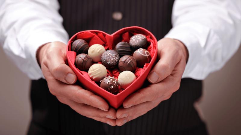 nguyên liệu làm socola Nguyên liệulàm socola Valentine tại nhà 2021 socola 1