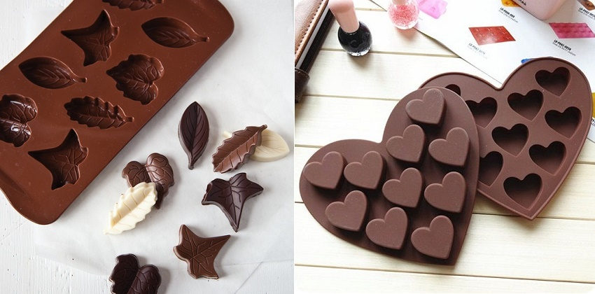khuôn làm socola Tổng hợp các mẫu khuôn làm socola xinh yêu cho Valentine 2019 tong hop cac mau khuon lam socola xinh yeu cho valentine 17