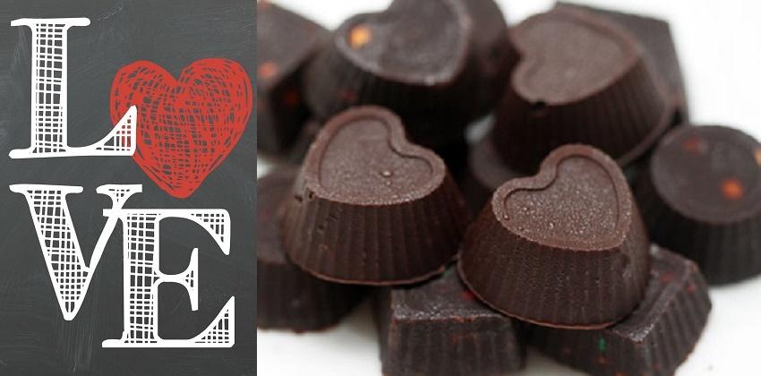 Tự làm socola trái tim đơn giản cho ngày Valentine tự làm socola Tự làm socola trái tim đơn giản cho ngày Valentine tu lam socola trai tim don gian cho ngay valentine 61