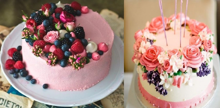 Cách làm bánh kem sinh nhật 13 cách làm bánh kem sinh nhật Tự tin vào bếp với công thức bánh kem sinh nhật bất bại Birthday cake 1