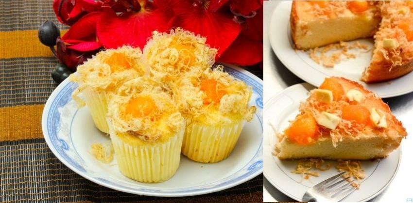 cách làm bánh bông lan trứng muối 9 cách làm bánh bông lan trứng muối Cùng học cách làm bánh bông lan trứng muối ngon đúng điệu tại nhà cach lam banh bong lan trung muoi 91 e1457190030831