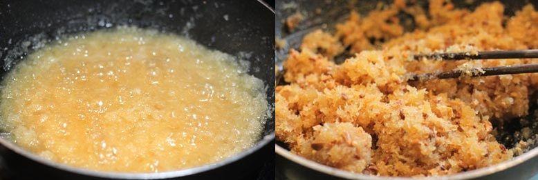 Cách làm bánh ít nhân dừa ngon mê li tại nhà
