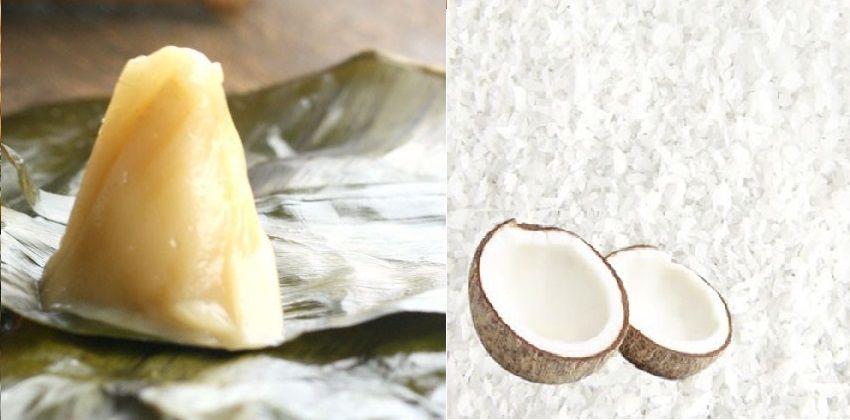 cách làm bánh ít nhân dừa 6 cách làm bánh ít nhân dừa Cách làm bánh ít nhân dừa ngon mê li tại nhà cach lam banh it nhan dua ngon me li tai nha cuc de 5