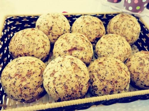 Cách làm bánh mì hàn quốc 4