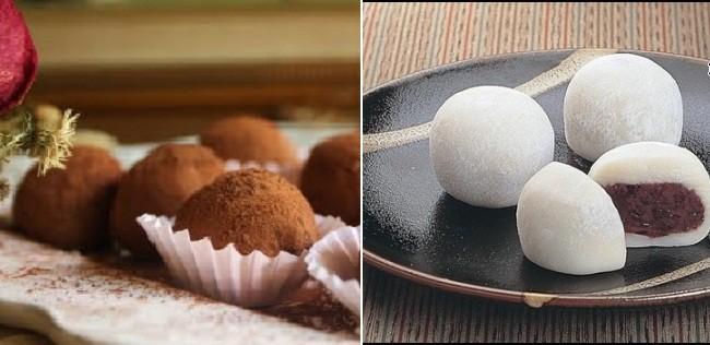 Cách làm bánh mochi socola ngọt ngào, say đắm lòng người