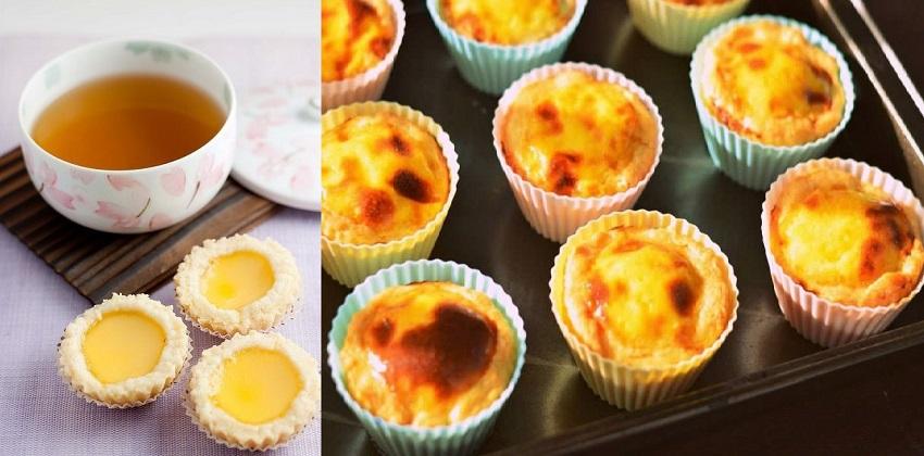 Cách làm bánh trứng 341 cách làm bánh trứng Tráng miệng bữa tối với món bánh trứng thơm ngon béo ngậy cach lam banh trung ngon tuyet beo ngay cho ca nha 341