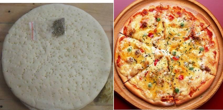 cách làm đế bánh pizza Cách làm đế bánh pizza giòn, ngon chuẩn vị mà đơn giản cach lam de banh pizza gion ngon chuan vi ma don gian