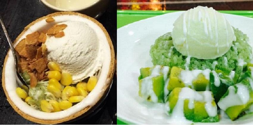 Cách chế biến món kem xôi ngon tuyệt làm dịu mát mùa hè của bạn