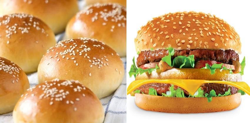 Làm thế nào để vỏ bánh hamburger ngon chuẩn không cần chỉnh?